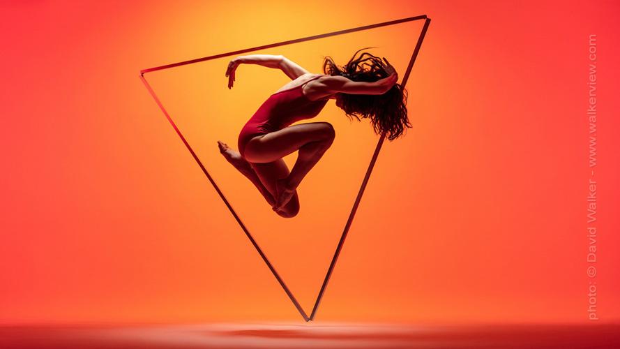 Triangle Dancer Toronto Canada portrait photographer David Walker
